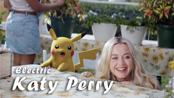 katy perry electric lyrics pokemon 25