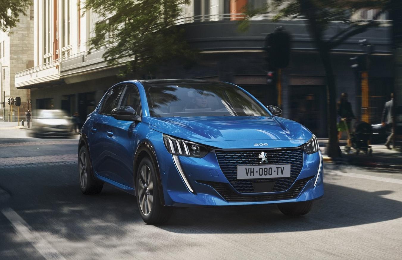 Peugeot 208 nieuw model 2020
