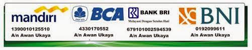 bank pembayaran denature