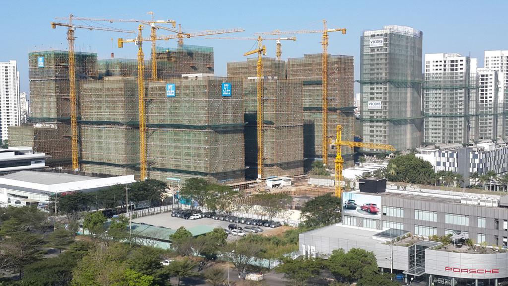 Tai nạn lao động tại các dự án chung cư