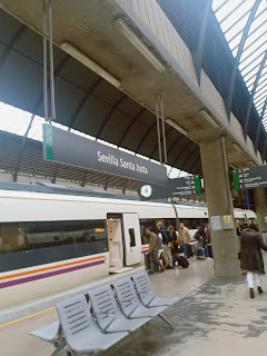 Seville Train Station