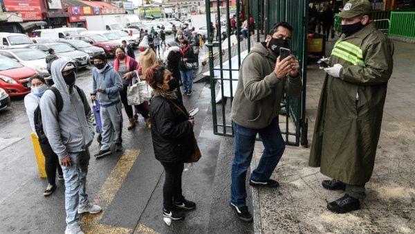 Chile podría alcanzar casi los 9.000 decesos por la Covid-19