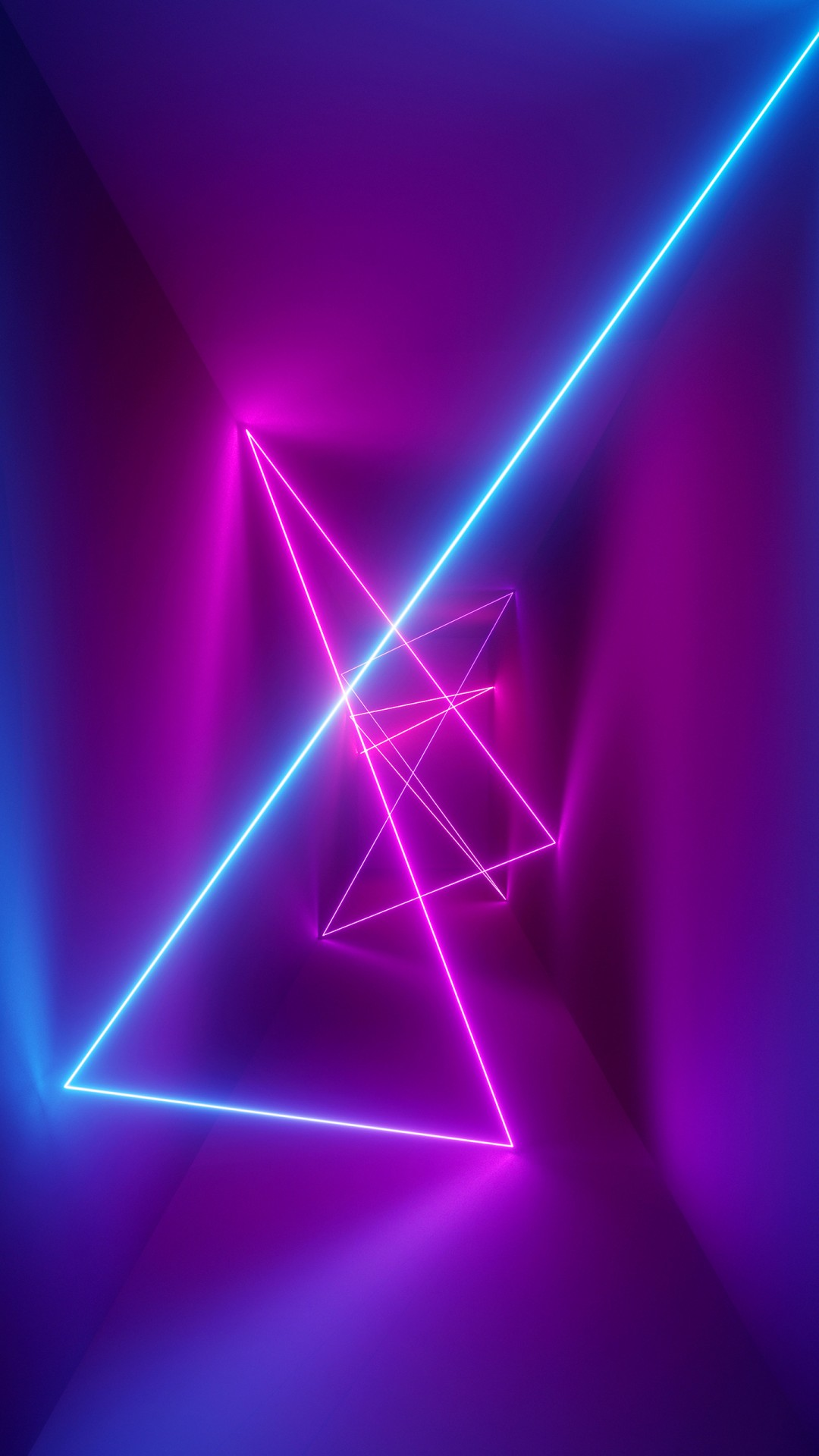laser neon barrier 4k