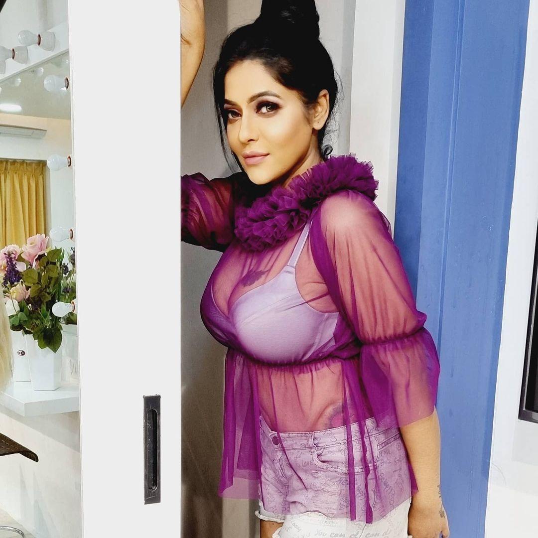 Actress Reshma Pasupuleti Latest Hot Photos