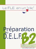 ebooks baratos, ebooks francés baratos, ebooks DELF, DELF B2, libro B2, le FLE en un 'clic', FLE, français online