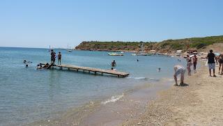 Playa de Dídima.