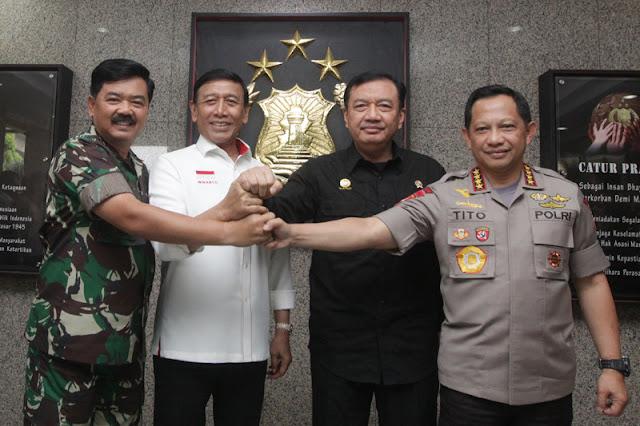 Gerindra Heran: Aneh, Sudah Dipantau 3 Bulan, tapi Kok Pelaku Leluasa Serang Wiranto?