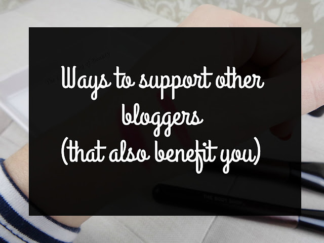 Ways to support other bloggers (that also benefit you)