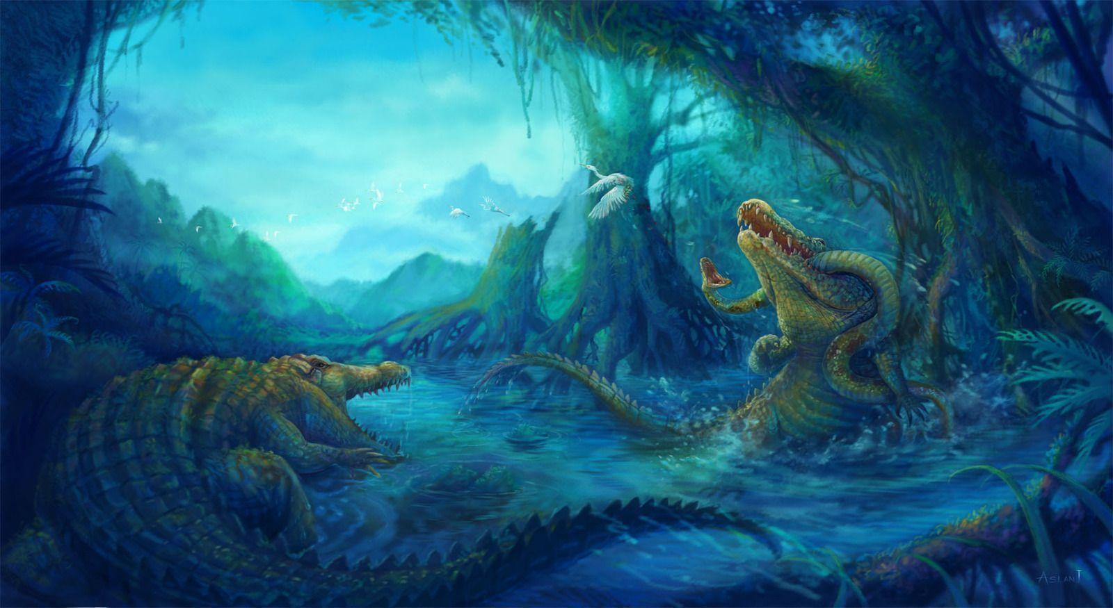 Alligator Computer Wallpapers, Desktop Backgrounds HD