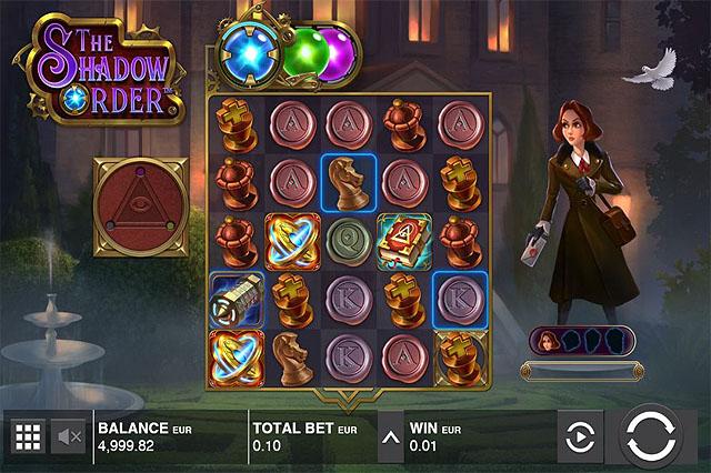 Ulasan Slot Push Gaming Indonesia - The Shadow Order Slot Online