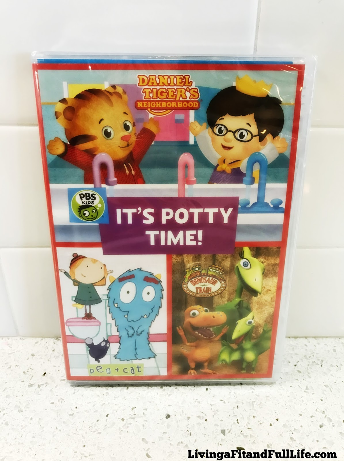 Living a Fit and Full Life: Tackle Potty Training with the Help of ...