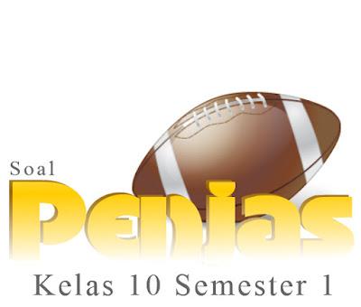 pemain yang bertugas melambungkan bola adalah Soal PTS Penjaskes Kelas 10 SMA/MA Semester 1 Lengkap Beserta Kunci Jawabannya