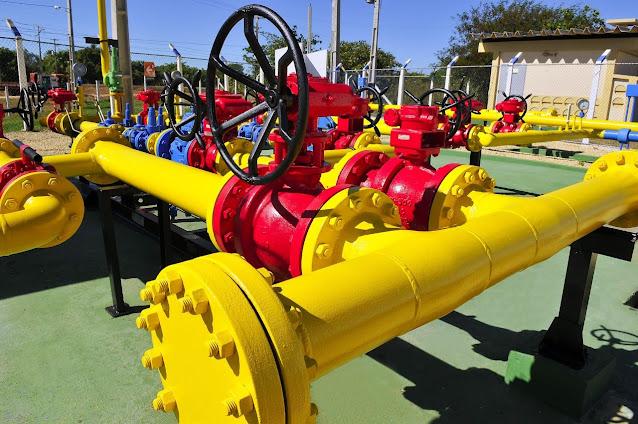 Potigás lançou mais de 16 mil metros de gasodutos em 2020