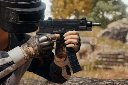UPDATE PUBG Mobile Season 7 Ada Senjata Baru Mirip Uzi