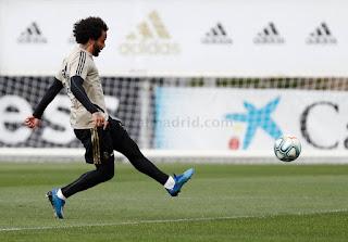 Asi se desarrolló el quinto entrenamiento individual de la semana en la Ciudad Real Madrid