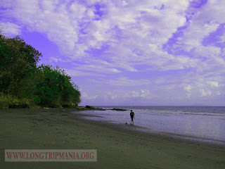 Tempat Wisata Pantai Sumbersari Jembrana Bali Barat