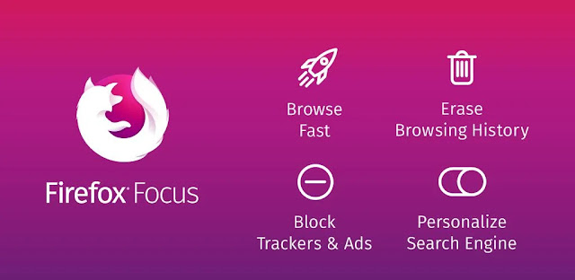 تنزيل Firefox Focus: متصفح خاص - متصفح آمن ومضاد للإعلانات من موزيلا