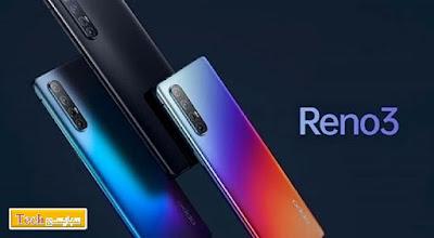 سعر ومواصفات هاتف اوبو رينو 3 - مميزات وعيوب Oppo reno 3