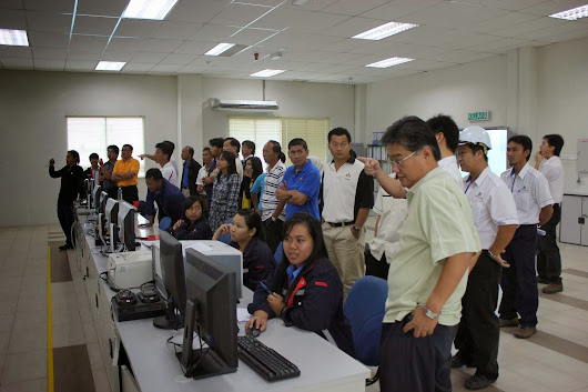#throwback: Sarawak Energy visits 29 June 2012