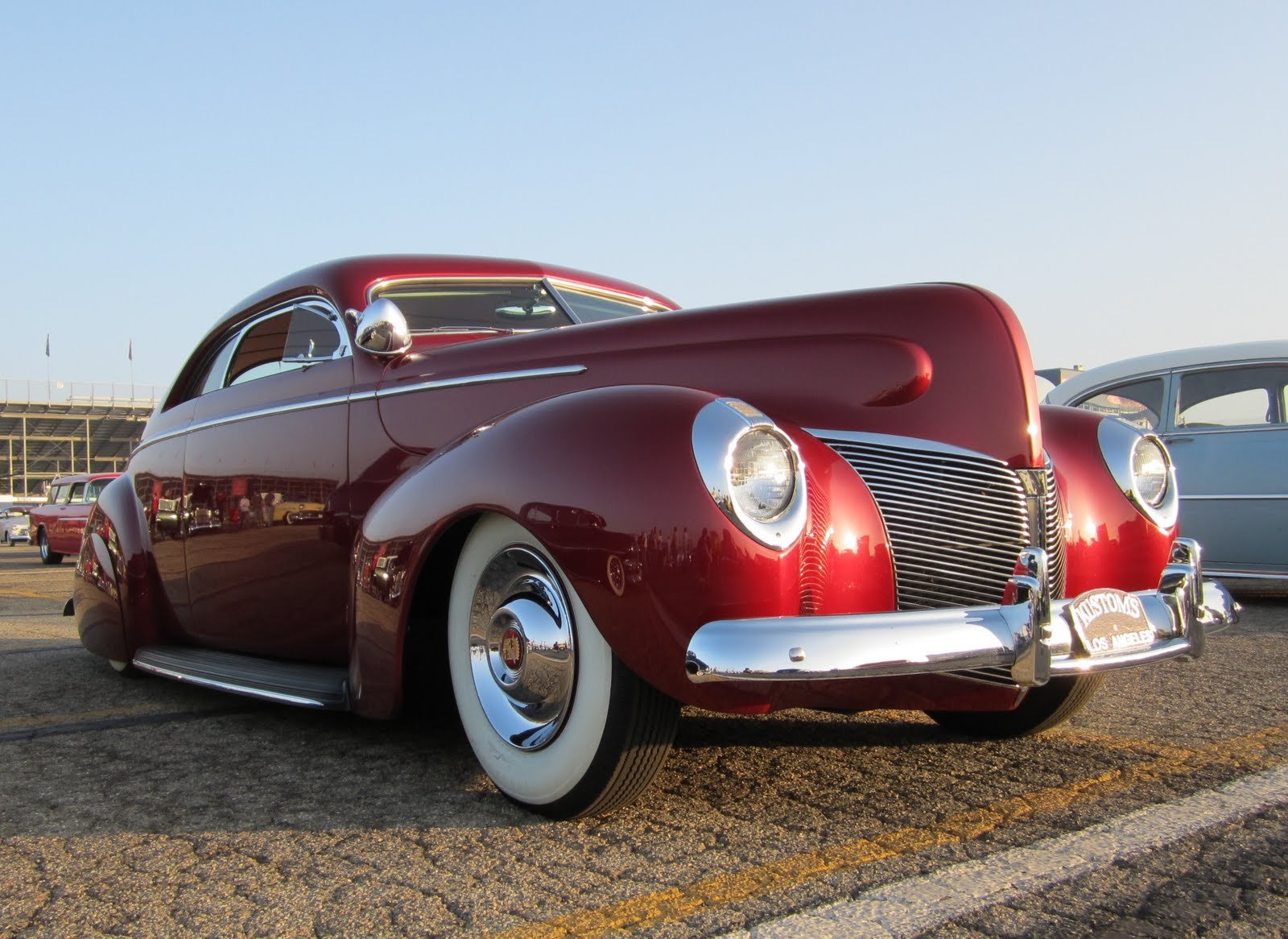 Covering Classic Cars : Pomona Swap Meet 8/14