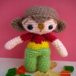 http://www.jennyandteddy.com/2016/07/nicky-cheeky-monkey-amigurumi-free-crochet-pattern/