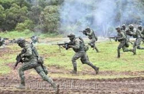 Tentara Berperang