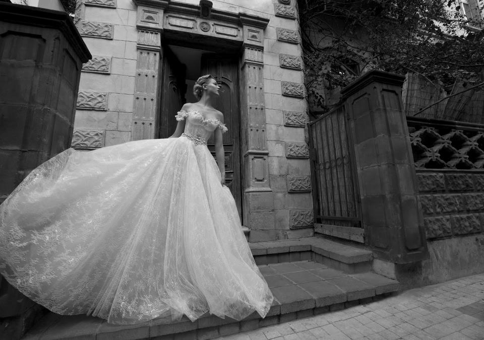 Galia Lahav Wedding Gowns: Galia Lahav Wedding Couture 2012