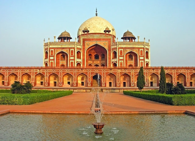 Humayun's Tomb, Best Places to Visit in Delhi