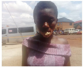 Police investigates Form 2 female SHS Student for biting the lower lip of Colleague in Kumasi 1