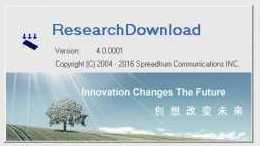 Cara Flashing Spreadtrum dengan Research Download