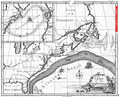 ¿Qué es la corriente del Golfo?