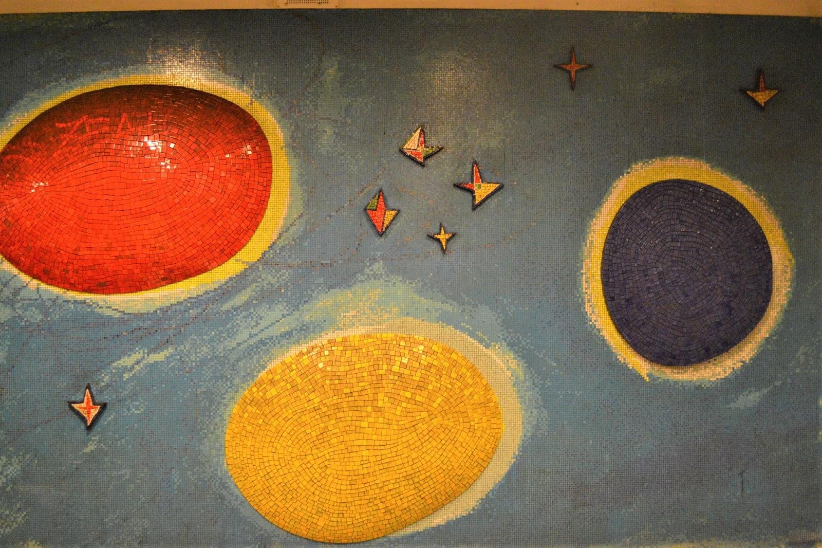 Nicola De Maria-Universo senza bombe, regno dei fiori, 7 angeli rossi