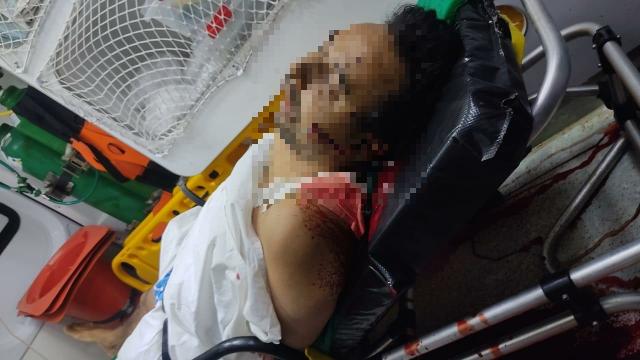 PLANTÃO - Bandido que matou o Dr Anderson Liberato, acaba de ser morto dentro de ambulância na BR-104, em Caruaru