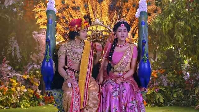 Radha Krishna: Star Bharat Radha Krishn - Session 4 E235 14th September 2021 Episode