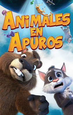 Animales en apuros [2019] [CUSTOM HD] [DVDR] [NTSC] [Latino]