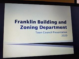 FM #343 Town Council - Building Dept Update - 9/02/20 (audio)