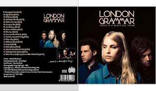 musicollection london grammar truth is a beautiful thing 2017. Black Bedroom Furniture Sets. Home Design Ideas