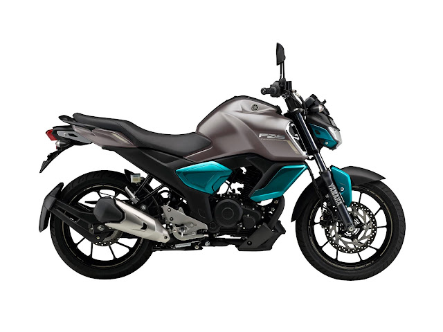2019 Yamaha FZ India launch
