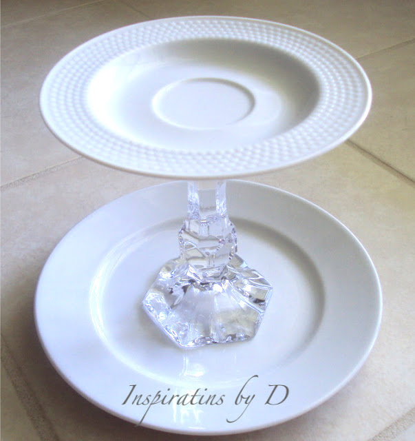 How to Make Tiered Storage Plates