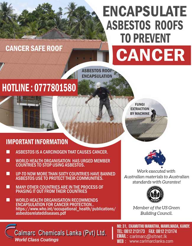 Protect Your Family from Asbestos Cancer.