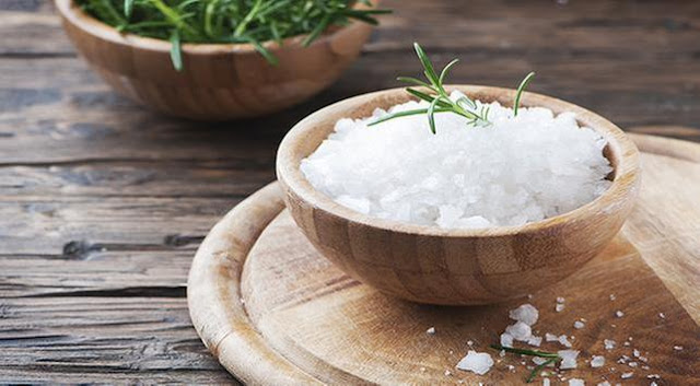 5 Efek Mengkonsumsi Garam Secara Berlebihan