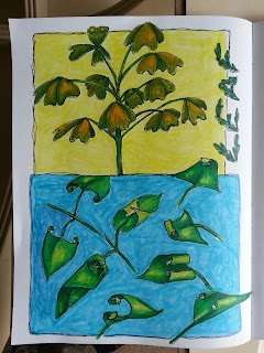http://possumpatty.blogspot.com/2016/05/foliage-fun-just-doodling-some-leaves.html
