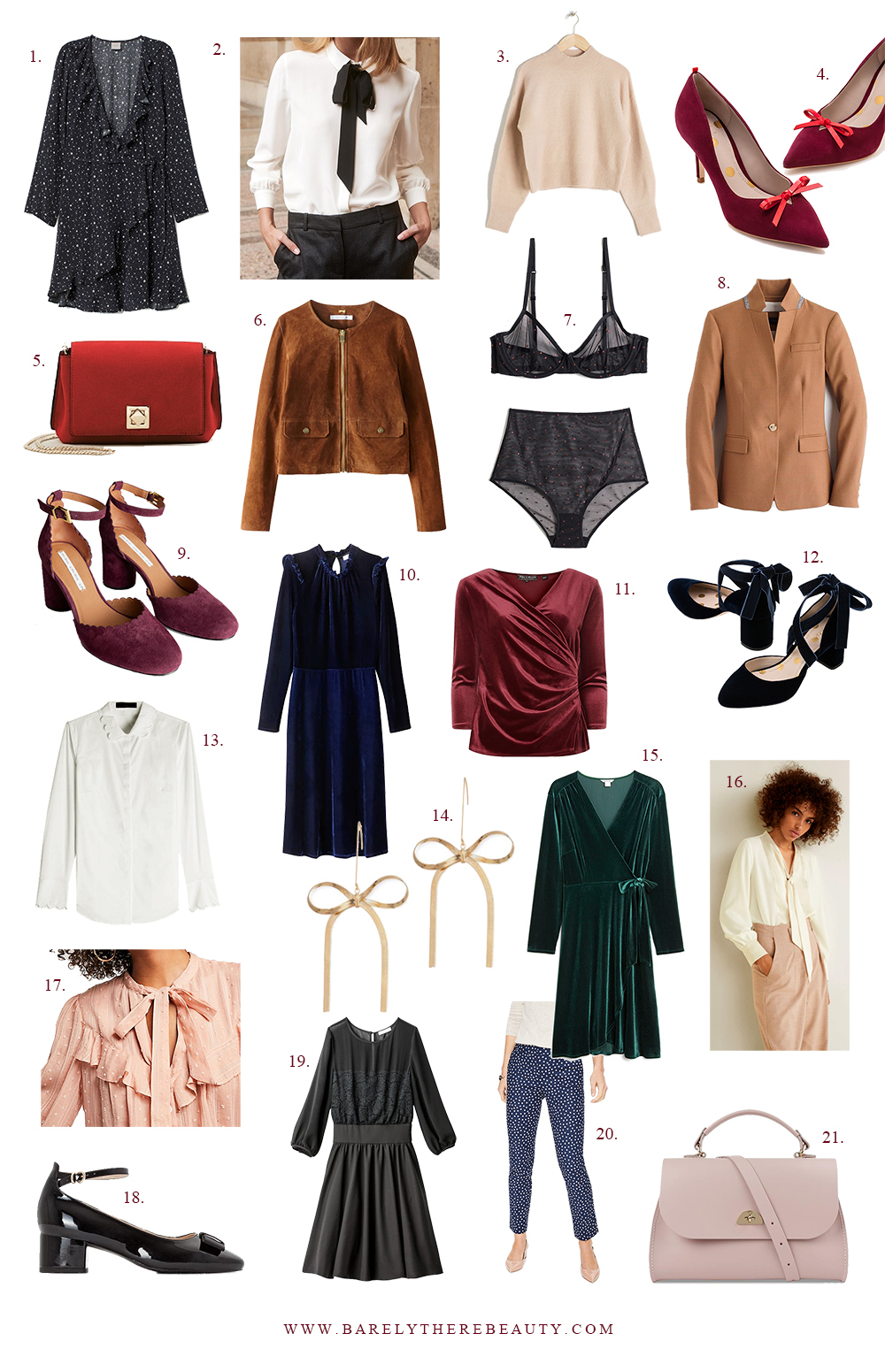 christmas-gift-guide-for-her-style-fashion-preppy-barely-there-beauty-blog