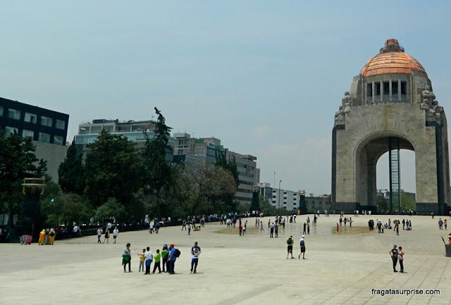 Praça da República - Cidade do México
