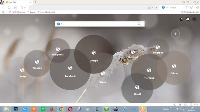 Menginstall ekstension IDM pada UC Browser agar bisa download otomatis (Youtube)