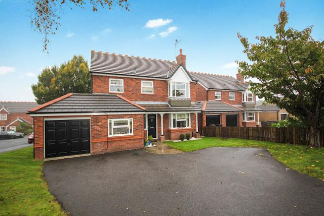 Harrogate Property News - 4 bed detached house for sale Saltergate Drive, Harrogate, North Yorkshire, Harrogate HG3