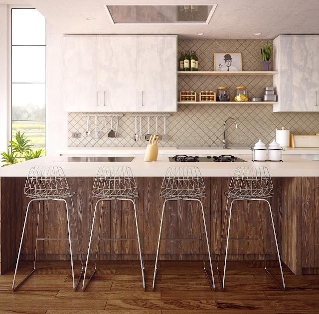 Cocina piso alquiler