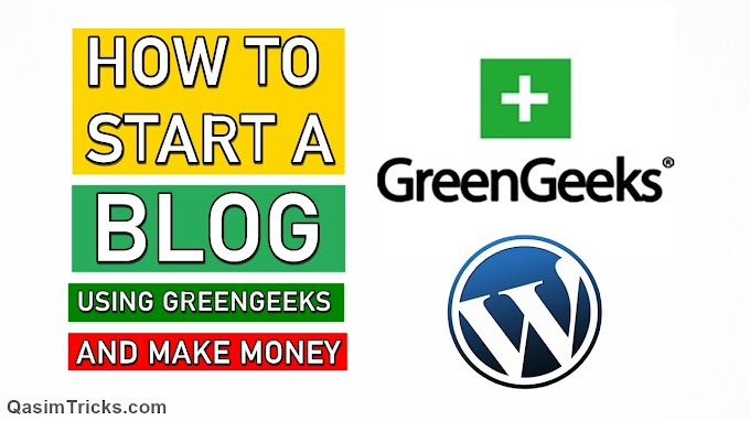 How to Start a Blog in 2021 using GreenGeeks - Easy Guide