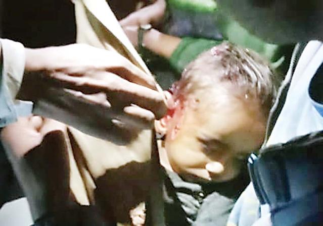 डेढ़ साल के बच्चे को बरामदे से उठा ले गया तेंदुआ, खेतों में शव छोड़ भागा आदमखोर