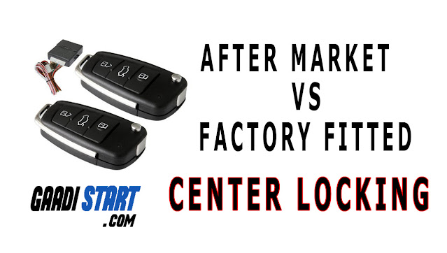 car center locking